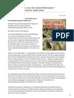 Dach, Major Hans von - Der totale Widerstand  Kleinkriegsanleitung für Jedermann [Buchvorstellung] (2020, Schelm)