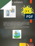 Baterias Solares
