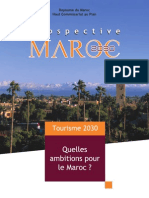 Maroc 2030 Tourisme