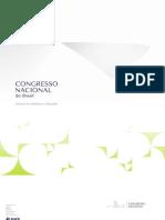 Manual de Señalética e Infografía - Congresso Nacional do Brasil