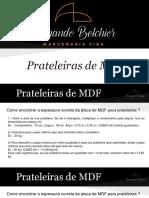 resistencia mdf