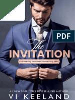 Vi Keeland the Invitation
