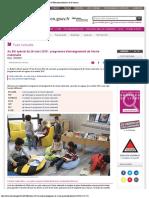 Projet pédagogique - Créer son école ecole primaire