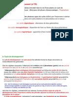 Cycles de Développement Des Thallophytes (2)