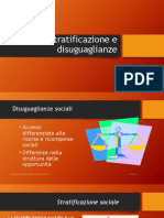 pp. 2 stratificazione e disuguaglianza