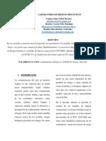 Laboratorio 4# Riesgos Biologicos PDF