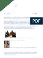 Star Wards Newsletter February 2011
