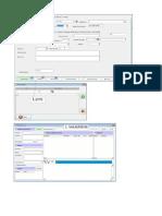ERP Screen Sheets