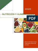 Proyecto Investigación - Acción. Ivette Ramos. 2020.