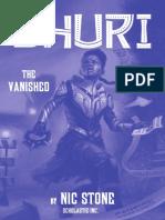Shuri: The Vanished Excerpt