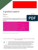 A genética explica_ – Jacobin Brasil