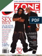 Ozone Mag #52 - Dec 2006