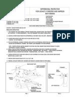 2003 Subaru Baja, Forester, And Impreza - Differential Protector Installation