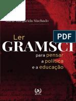 Ebook - Ler Gramisci para pensar a política e a educação - Versão final