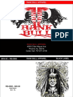 RANK BULL Apparel - Catalog 2011 - Q1