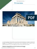 Cultura Griega _ Historia Universal