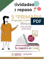 Espanol5PrimariaBloque-I