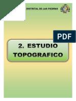2. ESTUDIO TOPOGRAFICO