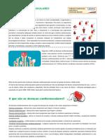 Material Didático - Patologias Cardíacas