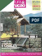 Revista Arquitetura & Construção - Julho de 2005