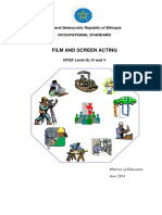 Microsoft Word - OS Film and Screen Acting L3-5