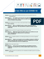 COVID Vaccine Myths in Marshallese