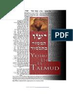 Yeshu no Talmud