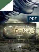 Os Livros de Esteros - Aldemir Alves