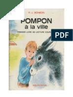 Bonzon J-P Ponpon à la Ville