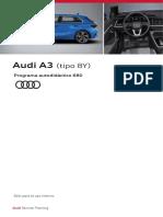 Audi A3 tipo 8Y