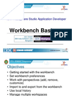 workbench basics