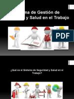 diapositivas seguridad y salud en el trabajo