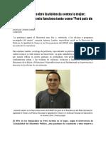 Entrevista Interpretativa - Antonio Landeo