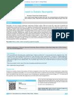 Approach to diabetic neuropathy TRABAJO #3 GENESIS PLAZA