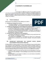 CH III Les Éléments Dassemblage (2)