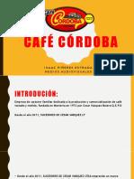 Brief Café Córdoba
