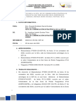 INFORME DE MONITOREO DE REDES Quero 29-01-2021