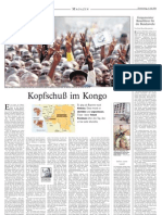 Angst in Kinshasa