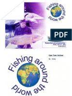 Fishing Around the World by Ginny and Co