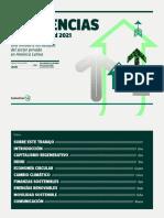 Informe ComunicarSe Tendencias en sostenibilidad 2021
