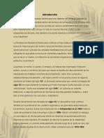 Movimientos Literarios en República Dominicana