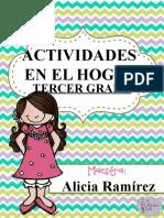 Actividades en El Hogar Preescolar 3