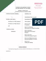 Decarlo-Ochs Indictment