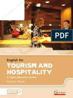 Garnet - English for Tourism and Hospitality Course Book