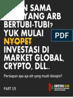 Copeters Club Trading US Market using Etoro