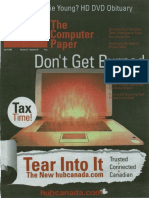 2008-04 HUB the Computer Paper