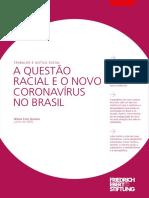 FES - A questão racial e o novo coronavirus