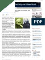 IMB - O monumental erro em comum entre Marx e Smith - erro q