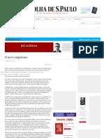 O novo empirismo - 08_09_2015 - Luli Radfahrer - Colunistas - Folha de S.Paulo