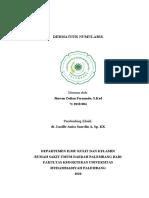 Laporan Kasus Kulit Dermatitis Numularis